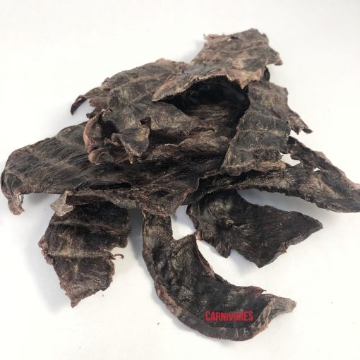 One Ingredient Beef Jerky