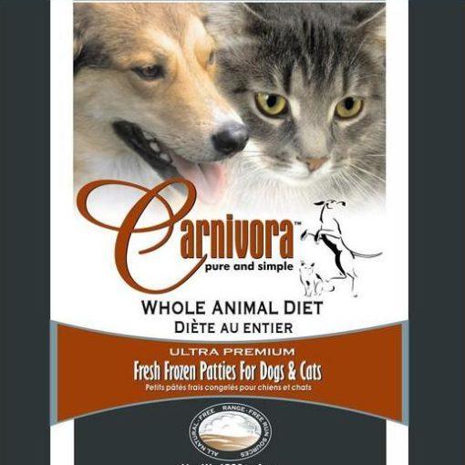 Carnivora Mixed Diet