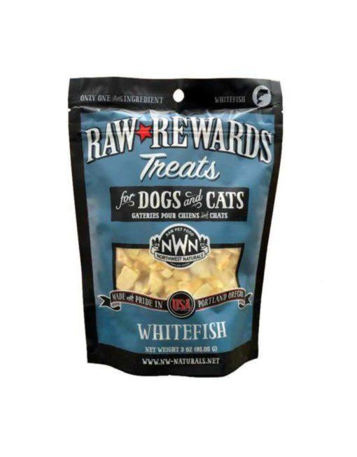 Raw Rewards Whitefish