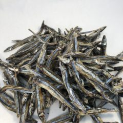 One Ingredient Dehydrated Anchovies