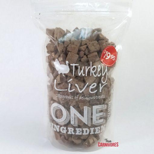 One ingredient Turkey Liver