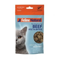 Feline Natural Beef Healthy Bites