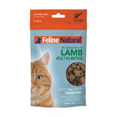 Feline Natural Lamb Healthy Bites