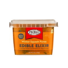 Primal Edible Elixir Winter Squash Puree