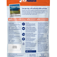 K9 Natural Freeze-Dried Lamb & Salmon Feast