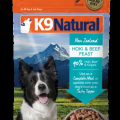 K9 Natural Freeze-Dried Beef & Ho
