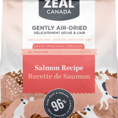Zeal Air-Dried Salmon for Dogs
