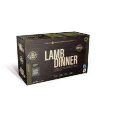 Big Country Raw Lamb Dinner