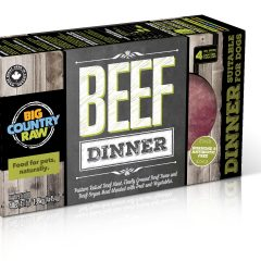 Big Country Raw Beef Dinner