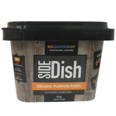Big Country Raw Organic Pumpkin Puree
