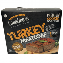 Cookhouse Turkey Meatloaf
