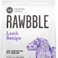 Rawbble Lamb Recipe