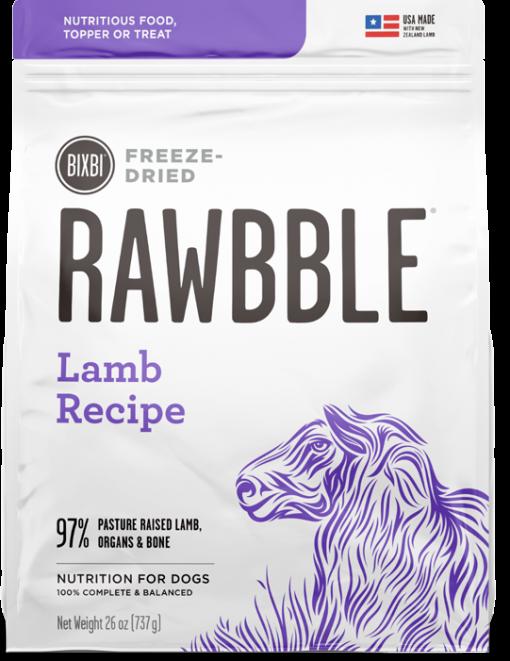 Rawbble Lamb Recipe