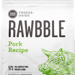 Rawbble Pork Recipe