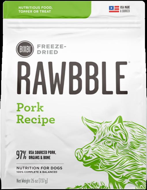 Rawbble Pork Recipe