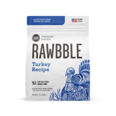 Rawbble Turkey Recipe