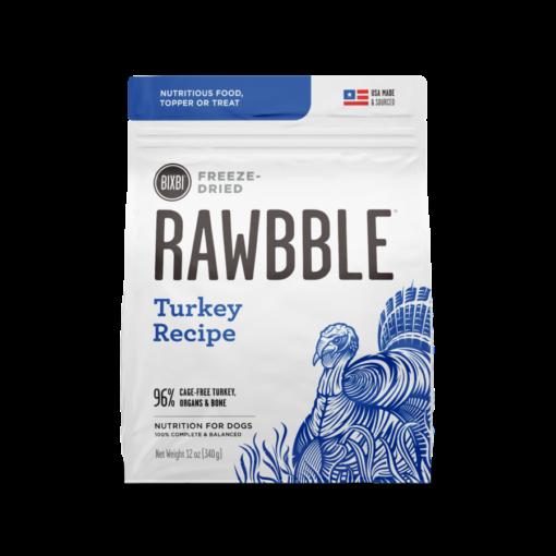 Rawbble Turkey Recipe
