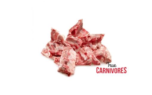 True Carnivores Pork Neck Slices