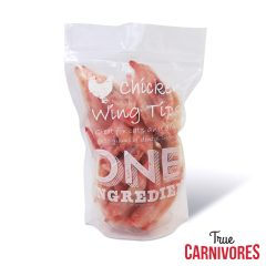 True Carnivores Chicken Wingtips 350g