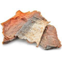 One Ingredient Salmon Skin Jerky