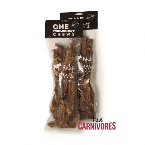One ingredient Bully Chews