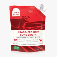 Open Farm Grass-Fed Beef Bone Broth