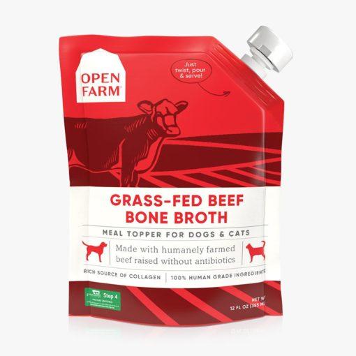 Open Farm Grass-Fed Beef Bone Broth