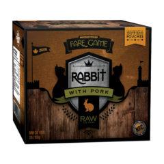 Fare Game Rabbit with Pork