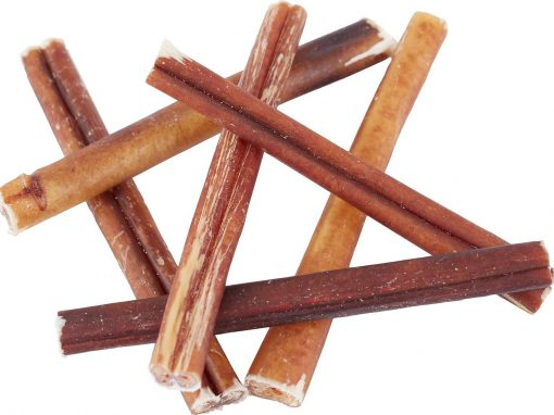 "12"" Smoked Bully Sticks 10 pack"