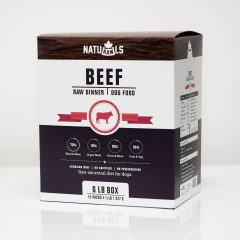 Naturawls Beef Dinner