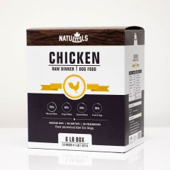 Naturawls Chicken Dinner