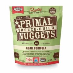 Primal Feline Freeze Dried Quail