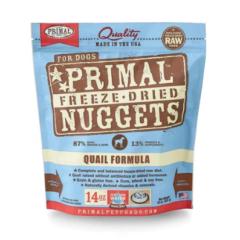 Primal Freeze Dried Quail