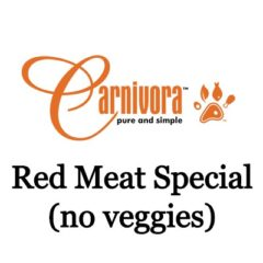 Carnivora Red Meat Special