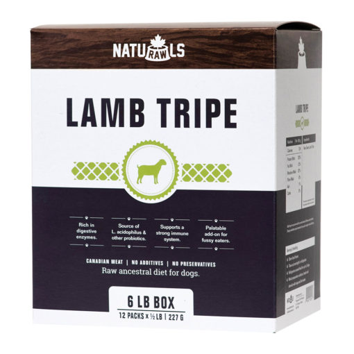 Naturawls Lamb Tripe