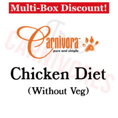 Carnivora Chicken Diet