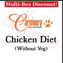 Carnivora Chicken Diet