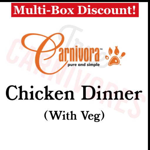 Carnivora chicken dinner