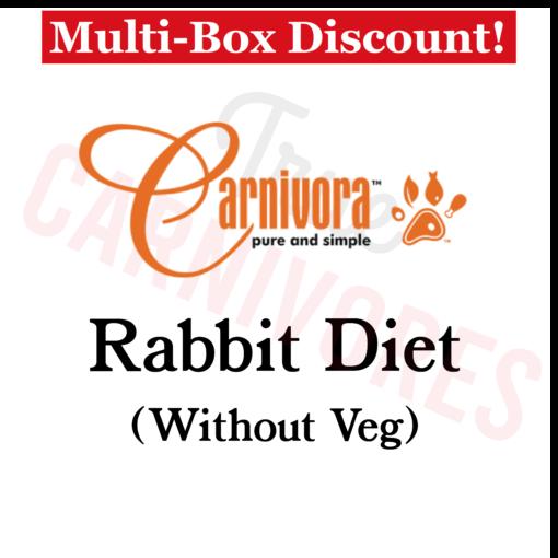 Carnivora Rabbit Diet