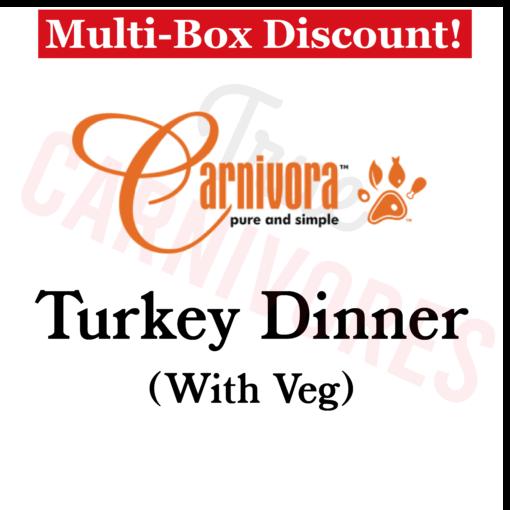 Carnivora Turkey Dinner
