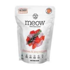 Meow Chicken & King Salmon