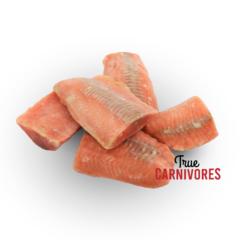 real raw salmon