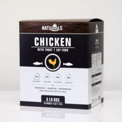 Naturawls Chicken & Trout Dinner