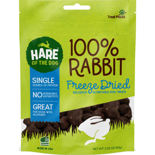 Hare of the Dog Freeze-Dried Rabbit