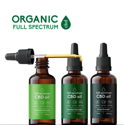 organic full spectrum cbd
