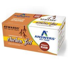 Answers Fermented Raw Chicken Feet