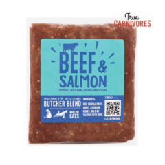 Butcher Blend for Cats Beef