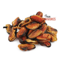 One Ingredient Dehydrated Mussels 200g