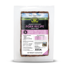Raised Right Pork Recipe