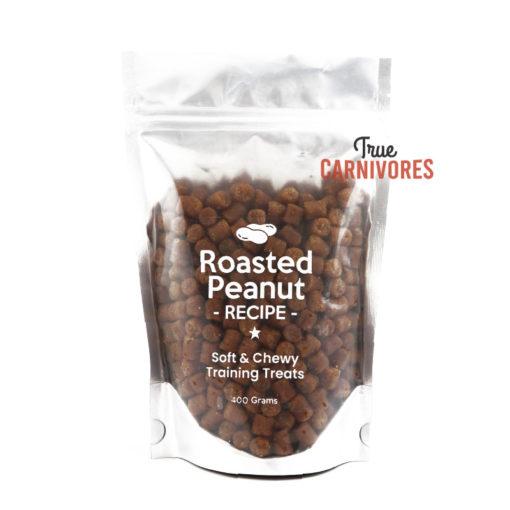 Roasted peanut soft trainig treats